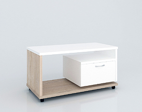 Coffee Table table interior 3D