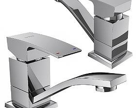 Sink faucet Gappo G4507 3D model