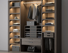 3D Poliform wardrobe