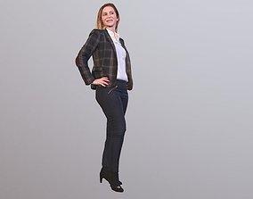 3D model Rd137 - Female Standing