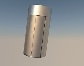 3D model Not Cloaked TARDIS