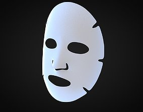 3D model Cosmetic Mask