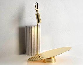 3D model Reflector Table Lamp