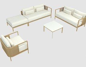 3D model Solanas Collection Gandia Blasco