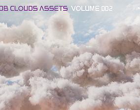 VDB Clouds Volume 2 3D
