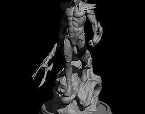 3D printable model Fan Art - Phoenix Force Namor