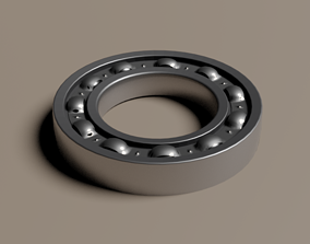 Ball bearing still 3D