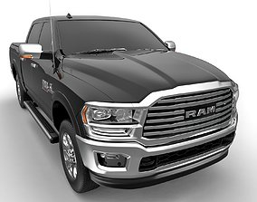 Dodge Ram 2020 DoubleCab ford 3D model