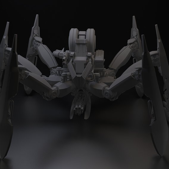 Spider Mech