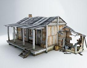 3D model Old Village House