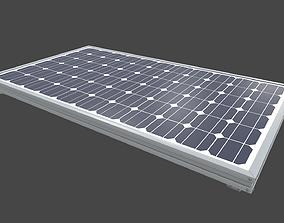 solar collector 11 3D model