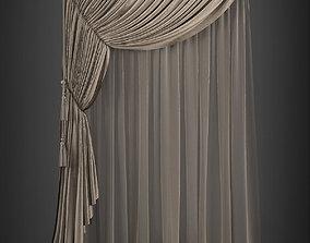 Curtain 3D model 93