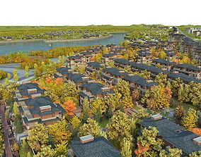 cityscape 3D Villa 011