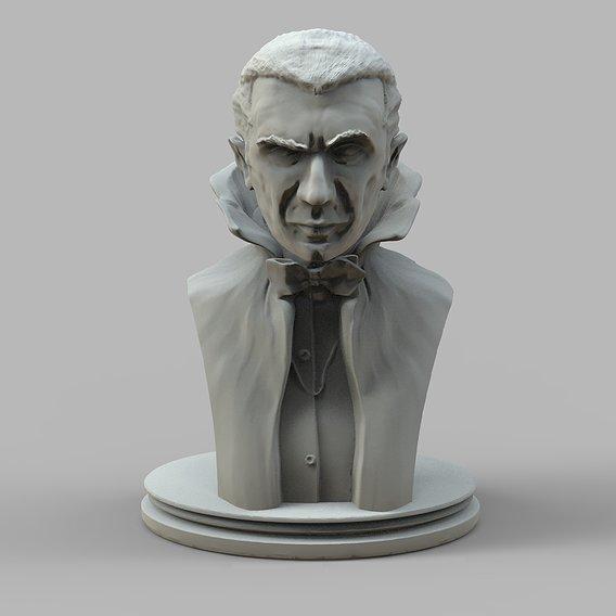 Bela Lugosi as Count Dracula