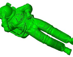 Astronaut A 3D printable model