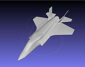 F-35B Lightning II Basic Well Printable Miniature