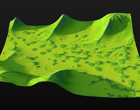 3D model Highlands 2