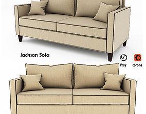 3D model Jackson Sofa