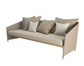 Sofa Bitta Lounge 3D