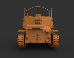 sd kfz 138 marder III 3D print model