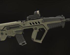 3D asset TAR-21