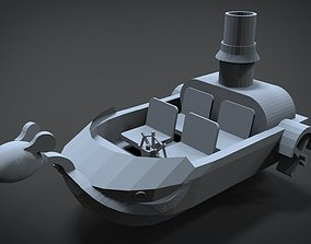 3D printable model Mini Merry II