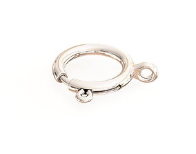 Spring ring 3D