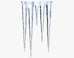 Icicle 1 3D