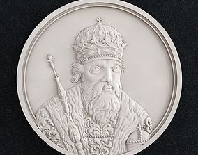 Coin Vel Kn Vladimir Svyatoslavich 3D print model