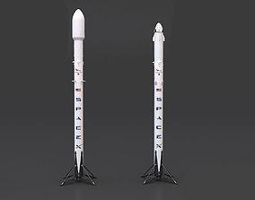 Falcon 9 3D