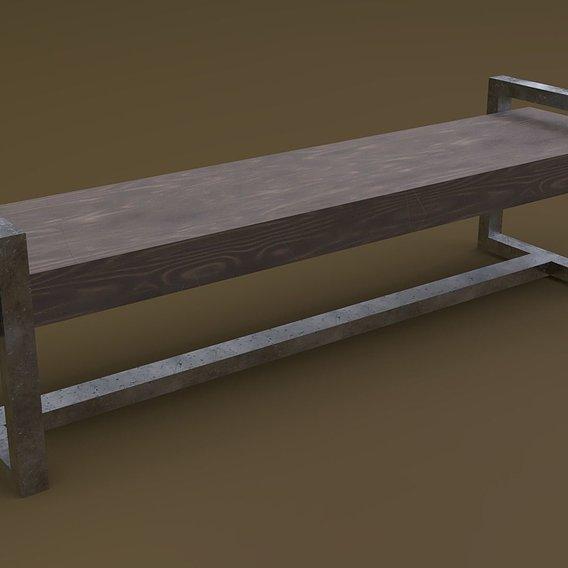 Bench 19 R