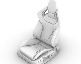 CAR SEAT 2 3D print model
