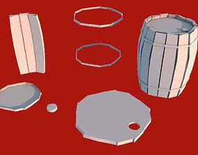 3D asset Bitiya