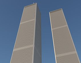 3D WTC TOWER
