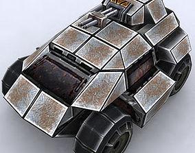 realtime 3DRT - Sci-Fi Forces - APC 4