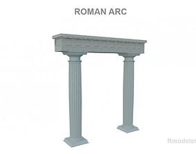 Roman Arc 3D