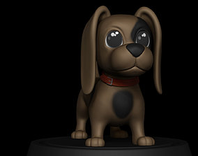 3D printable model dog Cute Dog