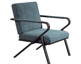 3D model comfort modern sofa 051