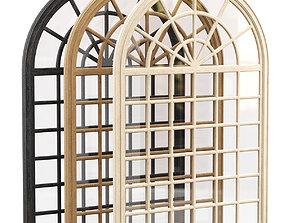 3D model Arch windows