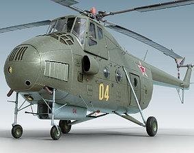 Mil Mi-4 3D