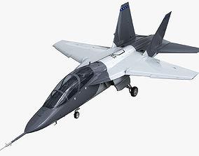 Boeing T-X 3D