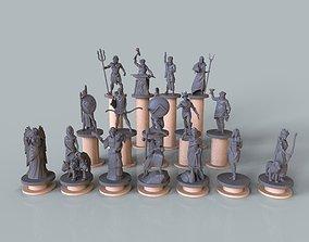 3D print model Pantheon of greek gods