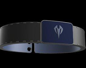 Black Manta Belt 3D printable model
