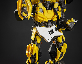 Fully mobile model of the Bumblebee