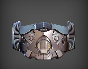 3D printable model Bumblebee Face Mask
