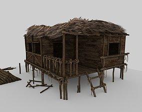 Beach Hut 3D