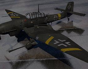 3D Junkers Ju-87 G-2 Stuka