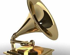 Grammy Award 3D