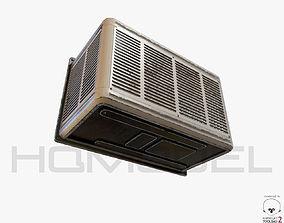 Air Conditioner 01 PBR 3D model