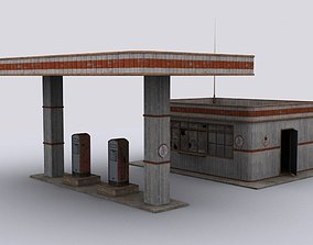 Gastation 3D asset